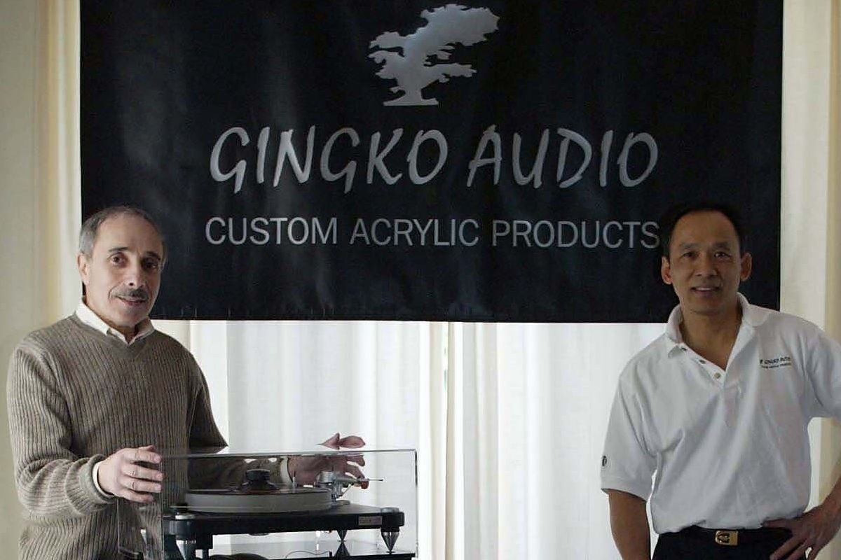 Vinh Vu and Norm Ginsburg of Gingko Audio