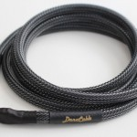 TruStream USB cable in graphite sheathing