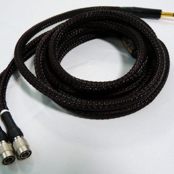 Lazuli SP cable for Mr. Speaker's Ether C headphones