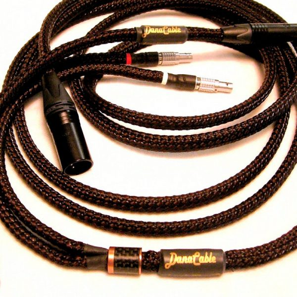 Lazuli Reference FC cable for Focal Utopia headphones