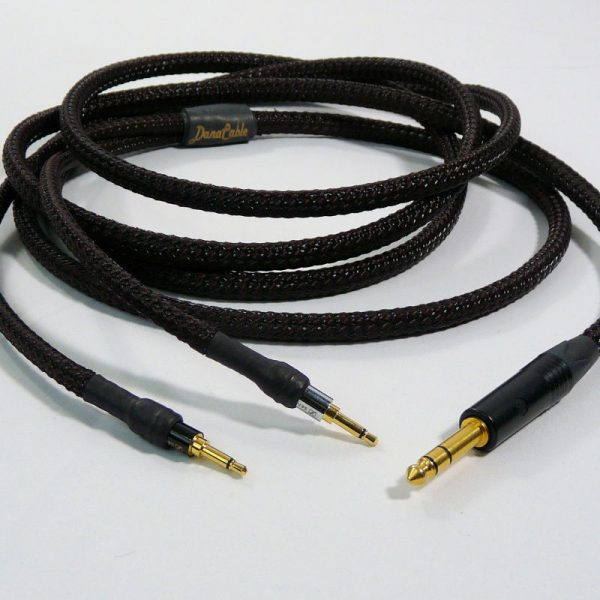 Lazuli FC cable for Focal's Elear heaphones