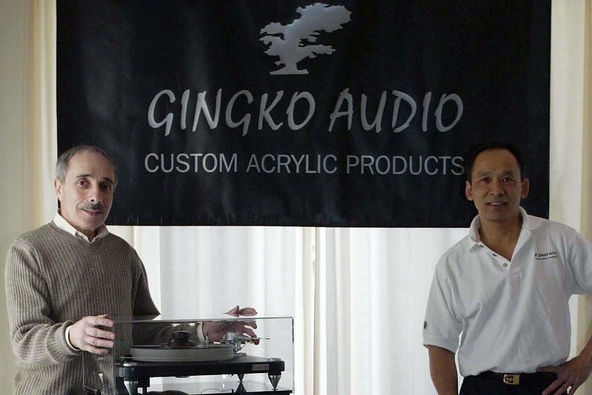 Vinh Vu and Norm Ginsburg of Gingko Audio