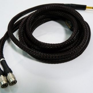 Lazuli SP cable for Mr. Speaker's Ether C headphones