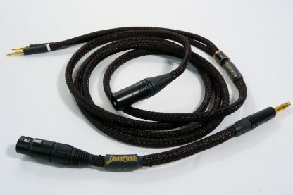 Lazuli Reference HF cable for HifiMan HE-1000 headphones
